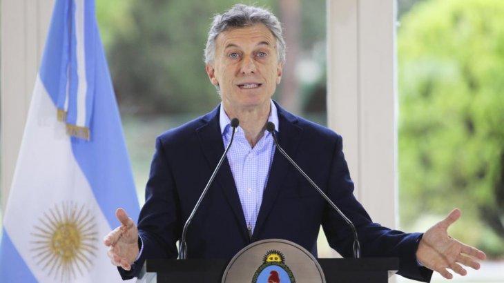 Macri anunció un paquete de medidas para aliviar a las clases medias y bajas