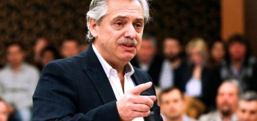 """Alberto Fernández volvió a criticar al FMI y aseguró: """"Esta crisis es un déjà vu del 2001"""""""