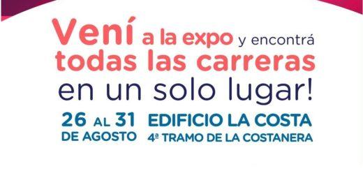 """Este lunes comienza la """"Expo Posadas Ciudad Universitaria"""": consulte aquí las actividades y exposiciones"""