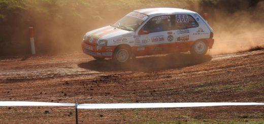 El Rally Misionero inauguró el trazado del CARX en la previa al Campeonato Argentino y Sudamericano