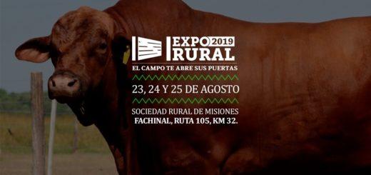 Todo listo para la Expo Rural 2019 del 23 al 25 de agosto, será una fiesta para toda la familia