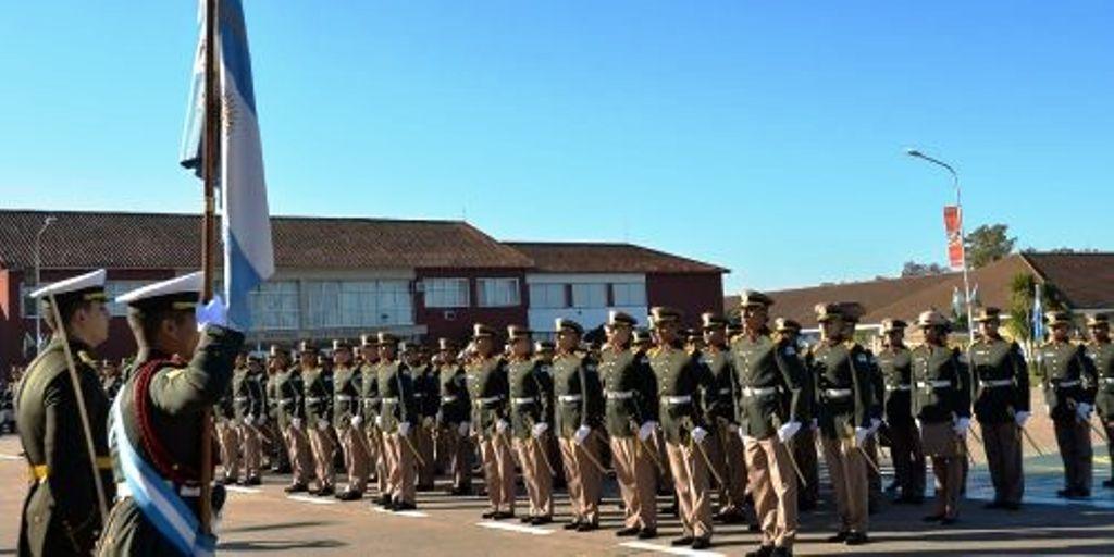 Inscriben a los cursos de ingreso de Gendarmería Nacional