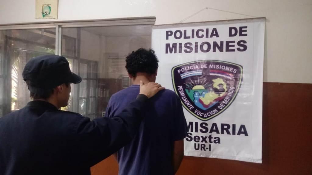 Prófugos: Cinco personas terminaron detenidas cuando fueron a votar