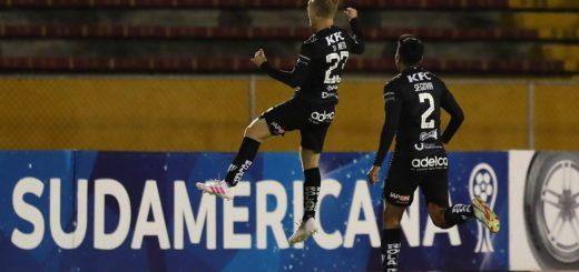 Independiente perdió en Ecuador y quedó eliminado de la Copa Sudamericana