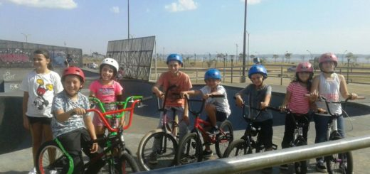 Ciclismo: este domingo habrá BMX Freestyle en la Costanera de Posadas