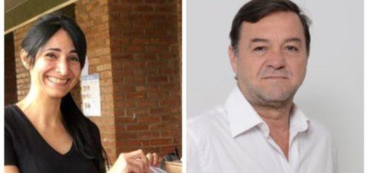 Héctor Cacho Bárbaro y Cristina Brítez agradecieron al pueblo misionero por el contundente triunfo del Frente de Todos