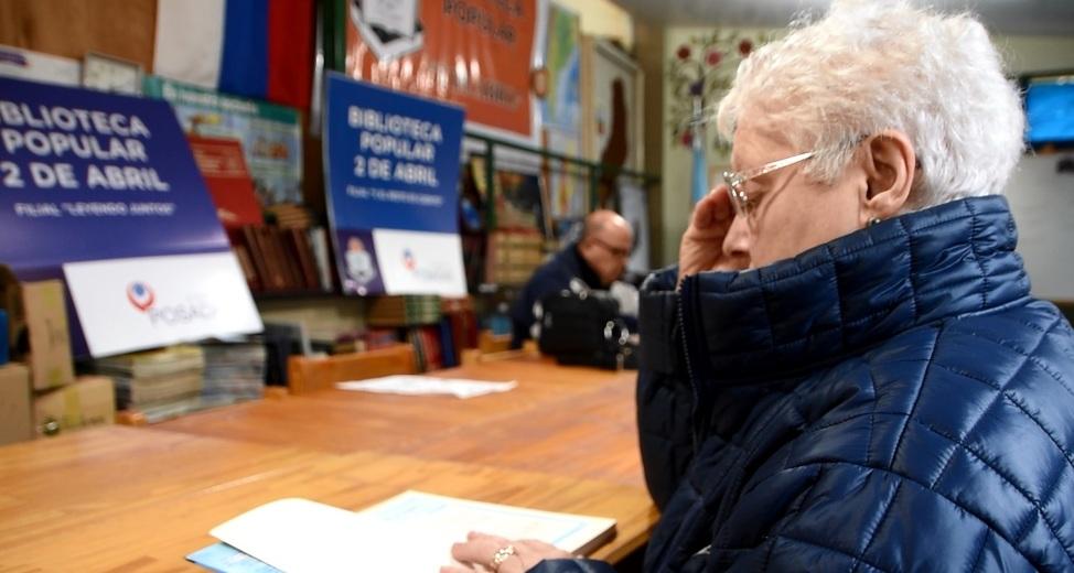 Posadas: el Municipio continúa fomentando la creación de bibliotecas barriales