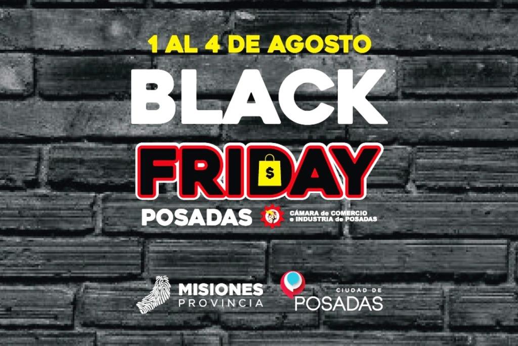 Este jueves comienza una nueva edición del Black Friday en Posadas