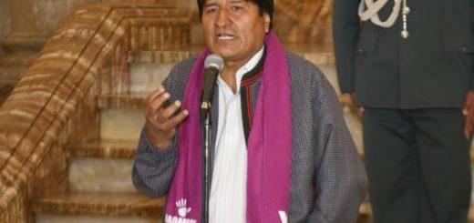Presidente boliviano afirmó que la crisis en Argentina ocurrió por el modelo neoliberal impuesto por Macri