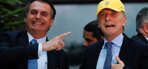 """Bolsonaro arremetió nuevamente contra Alberto Fernández: """"Por el populismo, la gente saca en masa el dinero de los bancos"""""""