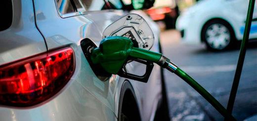 El Gobierno anunció cambios en el congelamiento de combustibles a partir de este lunes