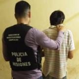 Alba Posse: detuvieron a un joven con pedido de captura internacional