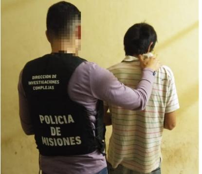 Detuvieron a «motochorro» que atacaba a mujeres en Posadas