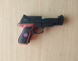 Posadas: atemorizó a vecinos de la CH 252 con un arma de juguete y fue detenido