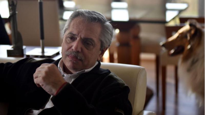 """Tras recibir un mensaje de Macri, Alberto Fernández rechazó reunirse con él: """"El Presidente es quien debe gobernar»"""
