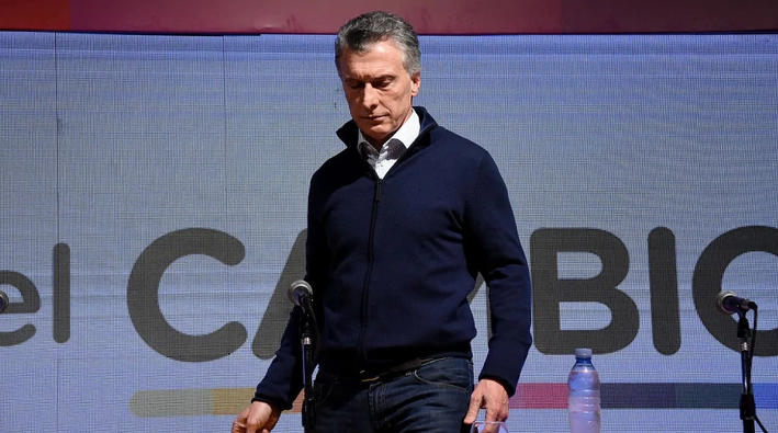 Habla en vivo Mauricio Macri