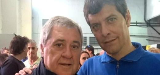 Jorge Ameal-Mario Pergolini, la fórmula que buscará quedarse con la presidencia de Boca