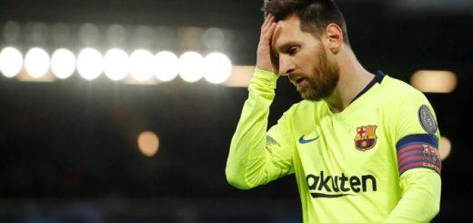 Lionel Messi se lesionó y no viaja a la gira del Barcelona por EEUU