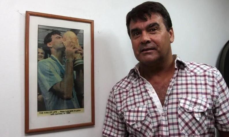 """Murió José Luis """"Tata"""" Brown, campeón del mundo con Argentina en el 86"""