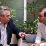 """Oscar Herrera Ahuad se reunió con Alberto Fernández: """"Fuimos convocados en el marco de la visión de una Argentina Federal"""""""
