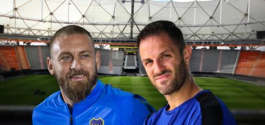 Con el debut de Daniele De Rossi, Boca enfrenta a Almagro por la Copa Argentina: horario, TV, formaciones