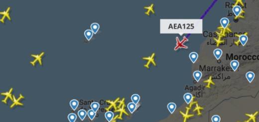 Ya vuela sobre el Atlántico el avión que une Europa con Misiones, por Puerto Iguazú: seguí en vivo el recorrido