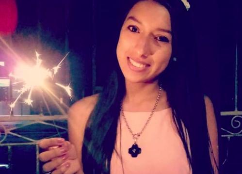 Habló la familia de la joven que fue asesinada de un tiro en el ojo: «Su ex la tenía amenazada»