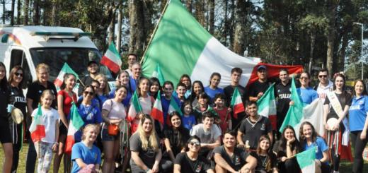 Fiesta del Inmigrante: la Colectividad Italiana se adjudicó la Copa Challenger
