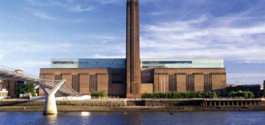 Un adolescente arrojó a un niño de seis años desde la cima de la torre del Tate Modern de Londres