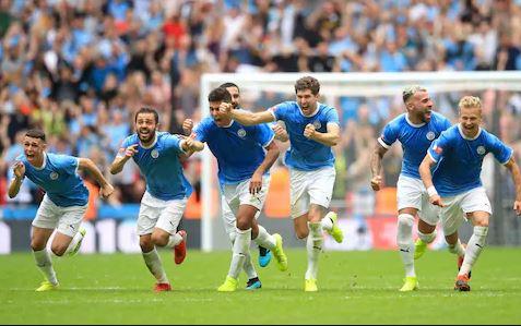 Manchester City le ganó al Liverpool por penales y es el campeón de la Community Shield