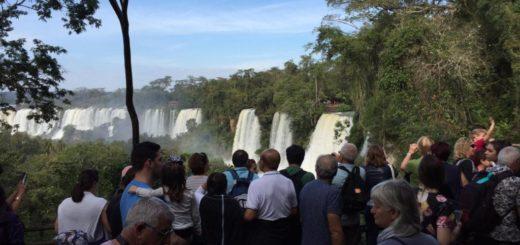 Más de 20 mil personas visitaron Cataratas este fin de semana largo