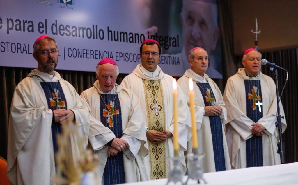 La Iglesia reclamó al Gobierno que declare la emergencia alimentaria y nutricional