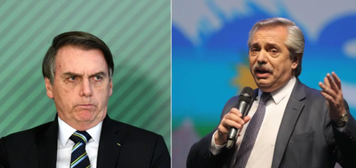 """Alberto Fernández le contestó a Bolsonaro: """"Celebro que hable mal de mí, es racista, misógino y violento"""""""