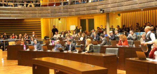 Rechazo mayoritario de diputados provinciales a medidas fiscales del Gobierno nacional que afectan los montos coparticipables