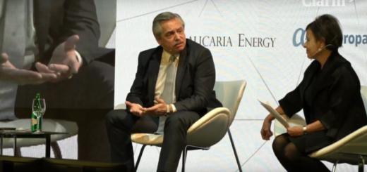 """Alberto Fernández: """"Si soy presidente no hay posibilidad de caer en default"""""""