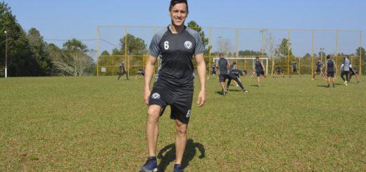 Crucero del Norte sumó un nuevo refuerzo: Emanuel Urquiza jugará en el Colectivero