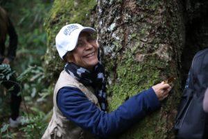 """Entrevista a Lidia Pérez de Molas: """"El Bosque Atlántico es un laboratorio natural para los jóvenes, ellos serán los líderes ambientales del futuro"""""""