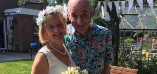 La romántica historia de un hombre con demencia senil que volvió a casarse con el amor de su vida