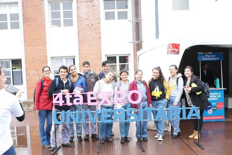 Comenzó la 4ta Expo Posadas Ciudad Universitaria