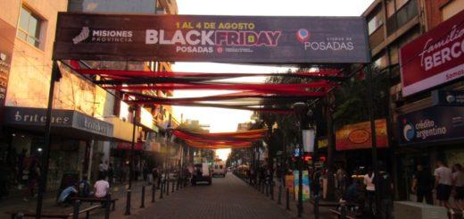 Las ventas en los comercios de Posadas se incrementaron hasta en un 50% durante el fin de semana del Black Friday