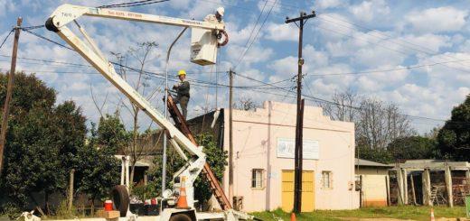 Luminarias LED: Vialidad ya realizó más de 4000 mil reemplazos de artefactos en la ciudad de Posadas