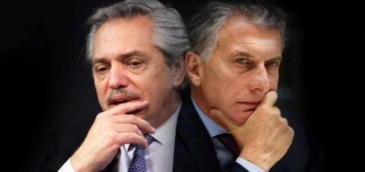 Macri y Alberto Fernández dialogaron telefónicamente