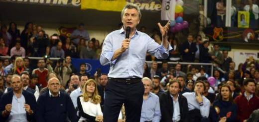 En Corrientes, Mauricio Macri busca más votos de cara a las PASO