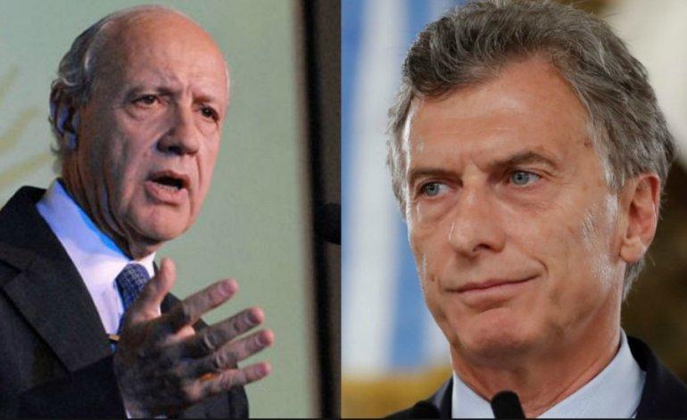 Sector empresarial exigió que Macri se baje de campaña y apoye a Lavagna