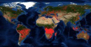África, Alaska, Siberia o Canarias son algunos de los lugares que enfrentan dramáticos y silenciosos incendios forestales, mientras el mundo reclama por Amazonas