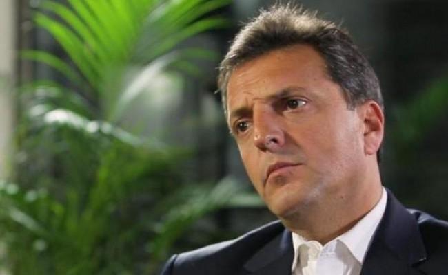 Massa: «Desafío a Macri a que cuente cómo eliminará las retenciones al campo»