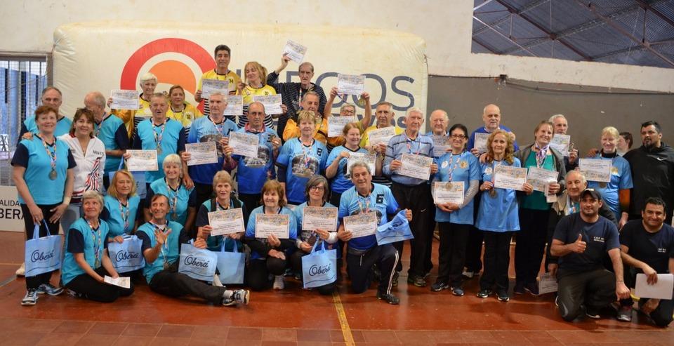 Juegos Deportivos Misioneros: Oberá vivió una jornada llena entusiasmo y afecto con Adultos Mayores y Boccia