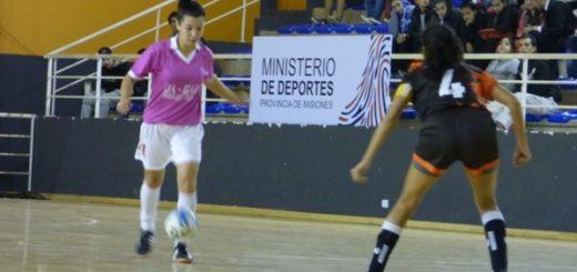 Futsal: desde el 1 al 7 de septiembre se realizará el Torneo Argentino de Selecciones Femenino en Posadas