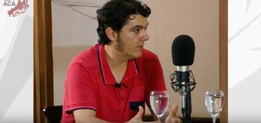 """Pablo Camogli: """"Es importante generar una forma de comunicación que le permita a la mayoría de la gente acceder al conocimiento"""""""