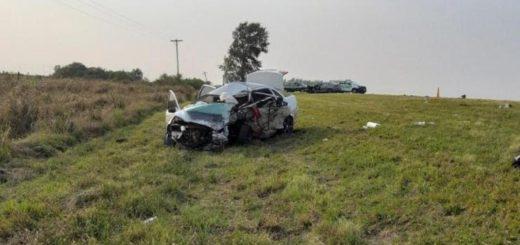 Son tres las víctimas fatales del choque protagonizado por misioneros sobre Ruta 12 en Corrientes